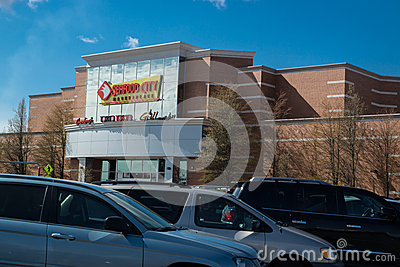 Seafood City Marketplace Editorial Image