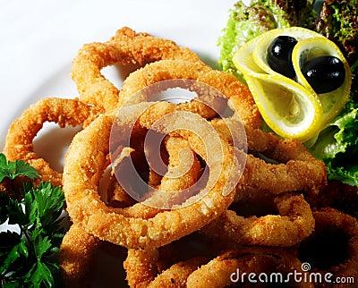 Seafood - Fried Calamari