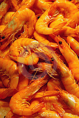 Free Seafood Market Royalty Free Stock Images - 2566519
