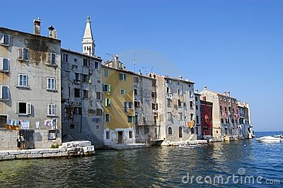 Seafront Homes, Rovinj, Croatia