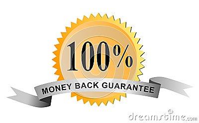 Seal 100  money back