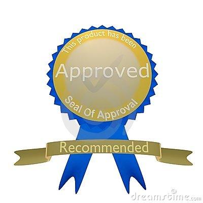 Seal Of Approval Clipart Download