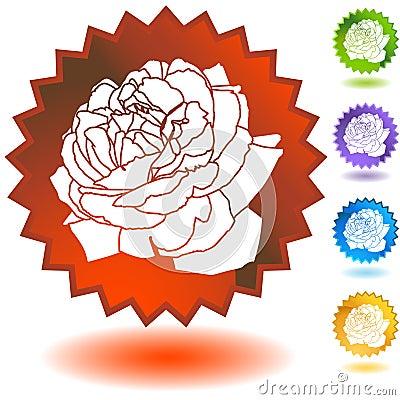 Seal Set - Rose Bloom