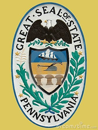 Seal of State of Pennsylvania