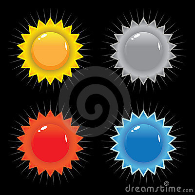 Seals and Badges Vector