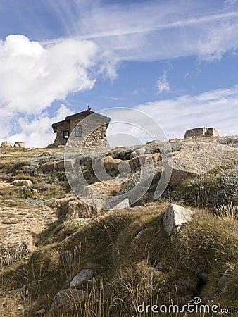 Seaman s Hut Kosciuszko NP