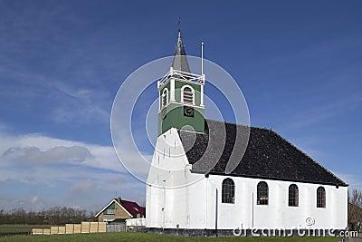Seamen s Church in Oudeschild on Texel.