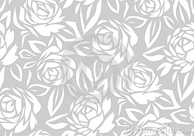 Abstract Rose Backgrounds Seamless Flower Background Royalty Free Stock Image