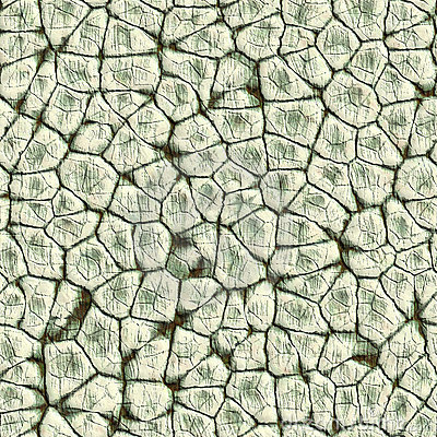 Seamless abstract stoned tile
