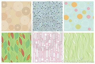 seamless abstract textures