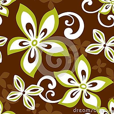 Free Seamless ALOHA Hawaii Pattern Stock Image - 7037471