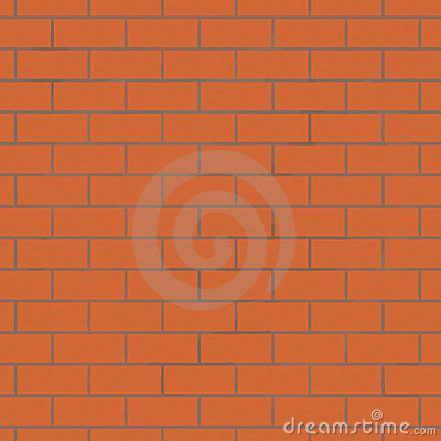 Seamless background of brick wall