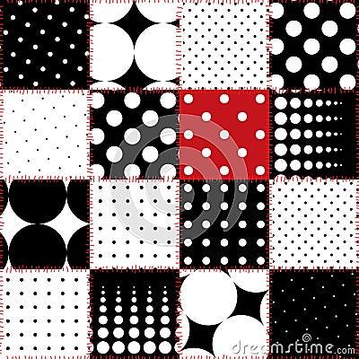 Seamless background pattern.