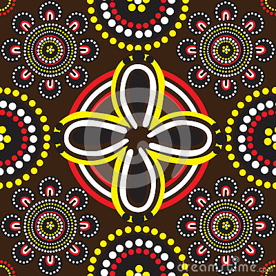 Seamless background patterns and the Australian