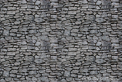Seamless background: stone wall