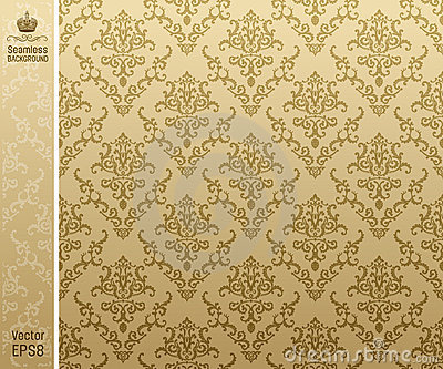 Seamless backgroung vintage beige