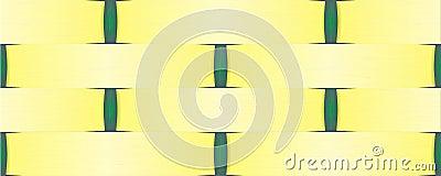 Seamless Basket Weave Background Vector