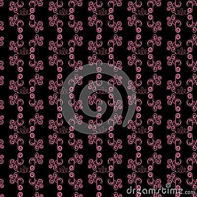 Pink Pattern Manufacturer Graham Brown Colour Black Number