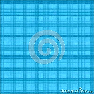 Seamless blue fabric texture