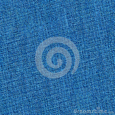 Seamless blue jeans denim texture