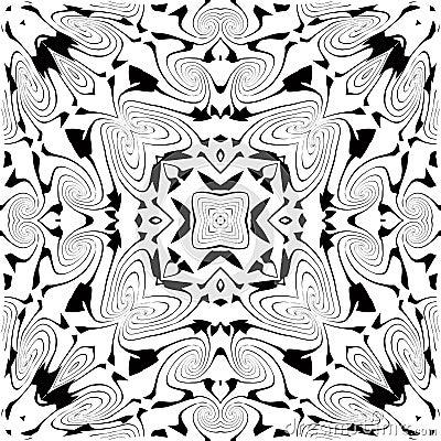 Seamless celtic pattern