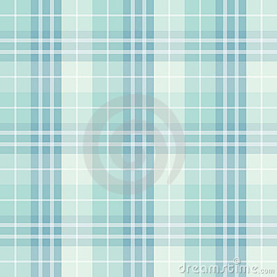 Seamless checked blue pattern