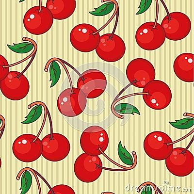 Seamless cherry