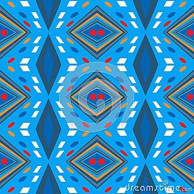 Seamless chevron pattern on linen texture stock photos image - Seamless Color Chevron Pattern On Linen Texture Stock