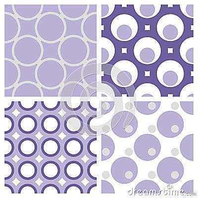 Seamless Circle Wallpaper