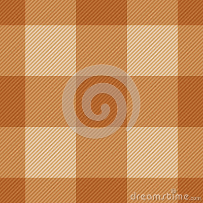 Seamless checkered cloth