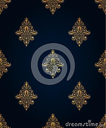 Seamless classic pattern