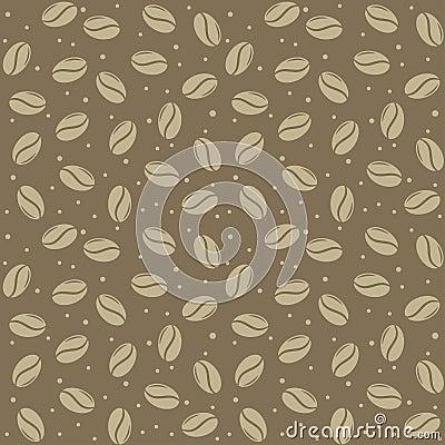 Free Seamless Coffee Seed Texture Stock Photos - 29637943