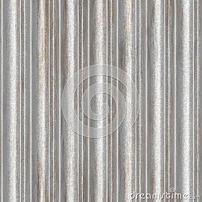 Free Seamless Corrugated Metal Stock Image - 4935191