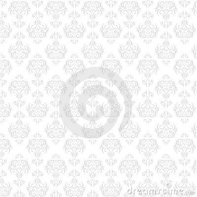 Free Seamless Damask Wallpaper Royalty Free Stock Photos - 16364778