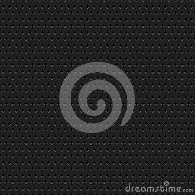 Seamless dark metallic background