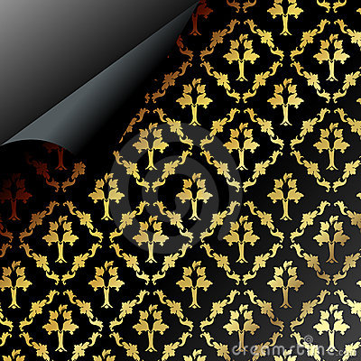 Seamless dark pattern design