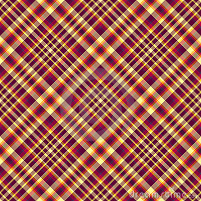 Seamless diagonal checkered pattern