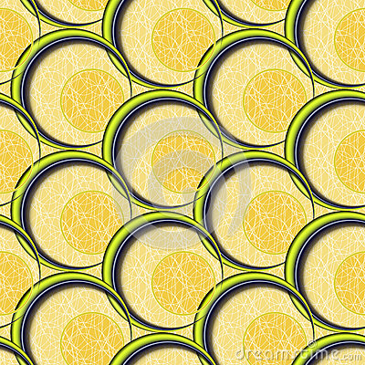 Seamless flake background