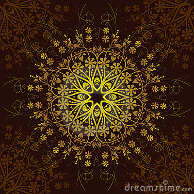 Seamless floral pattern,