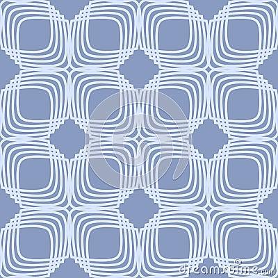 Seamless gauze pattern