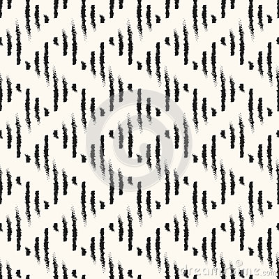 Seamless geometric ethnic pattern. Vector Illustration