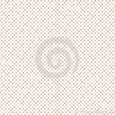 Free Seamless Geometric Pattern With Polka Dots On A White Background Royalty Free Stock Photography - 51752647