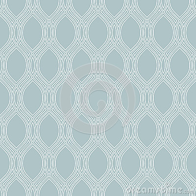 Seamless Geometric Vector Background Vector Illustration