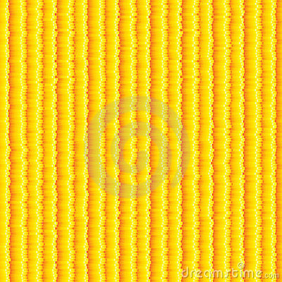 Seamless Gold Coin Pattern