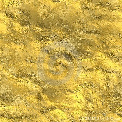 Seamless Gold Texture Stock Photography Image 12828762