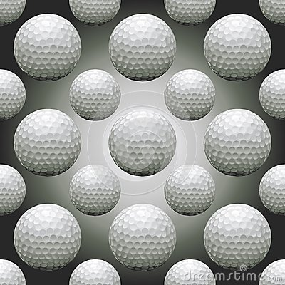 Seamless Golf Balls