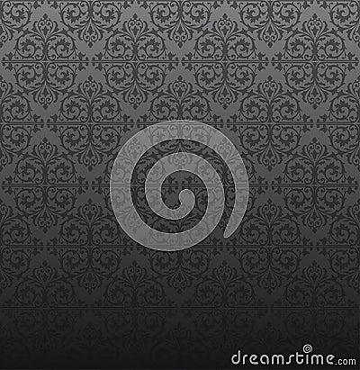 Seamless Gothic  Background