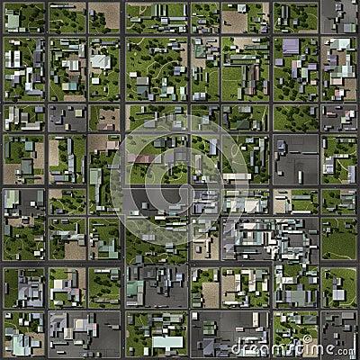 Seamless grannskap
