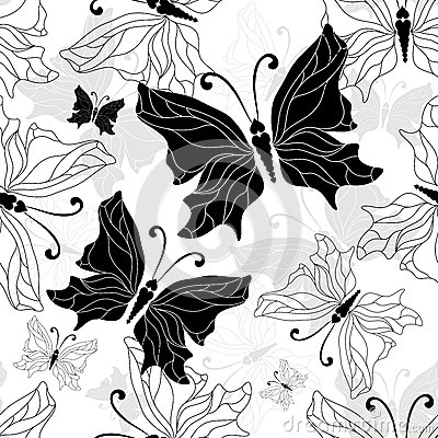 Seamless graphic pattern