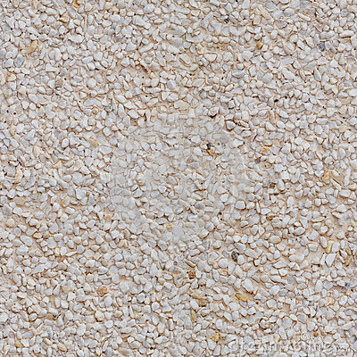 Seamless Gravel Decorative Wall Stock Photo Image 45011957